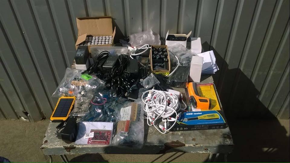 В Станице Луганской задержали жителя Лисичанска с компьютерной техникой для перепродажи в «ЛНР» (фото)