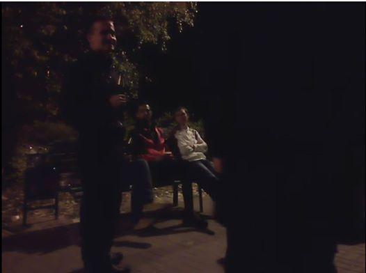 В Северодонецке активисты «Азова» начали патрулировать проблемные районы города (фото)
