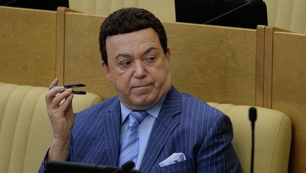 Кобзон заявил что Крым для России «непосильная ноша»