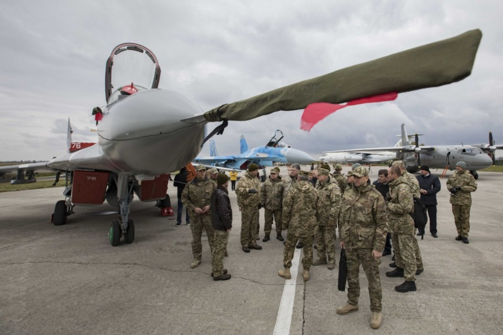 Армия Украины получила 150 единиц новой военной техники (фото)