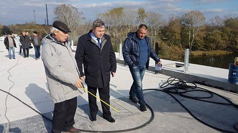 На восстановление моста между Северодонецком и Лисичанском Евросоюз дал полтора миллиона евро