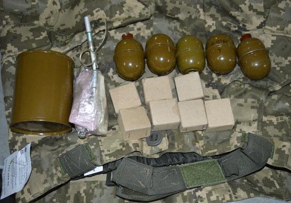 В Донецкой области задержан мужчина который пытался переслать боеприпасы по почте (фото)