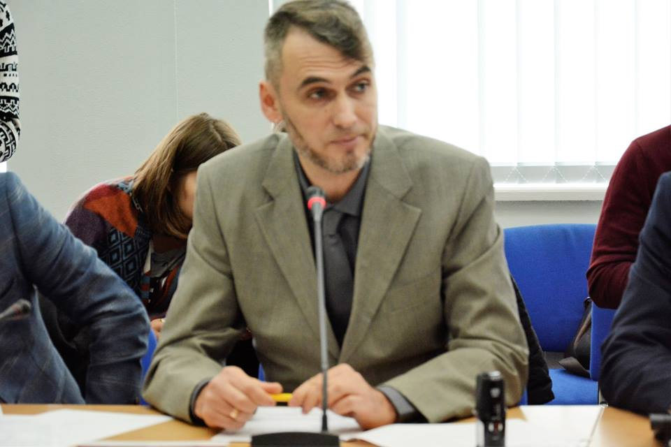 Алексей Бида (фото: Украинская Хельсинская группа по правам человека)