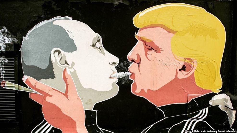 В Луганске надеются на Трампа – друга «простых рабочих»