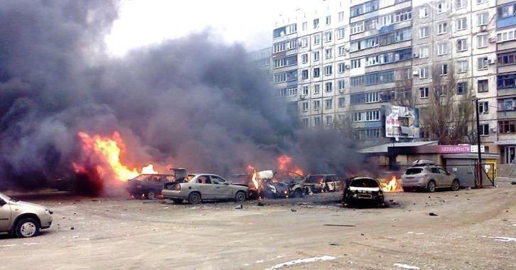 В России покажут фильм об обстрелах Мариуполя (видео)