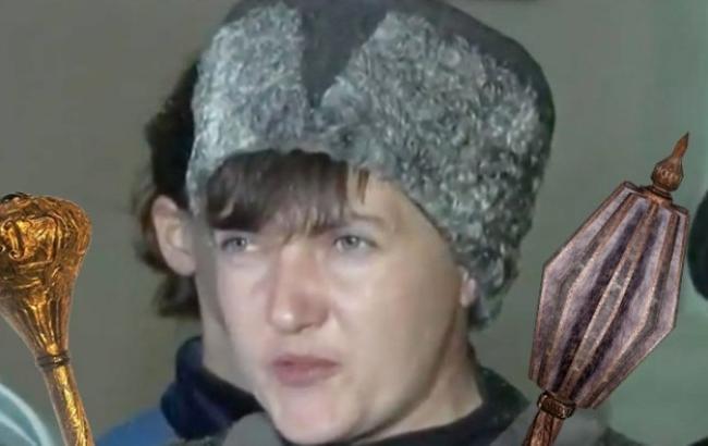 Савченко: мои переговоры с «ЛДНР» организовал Рубан. ВИДЕО