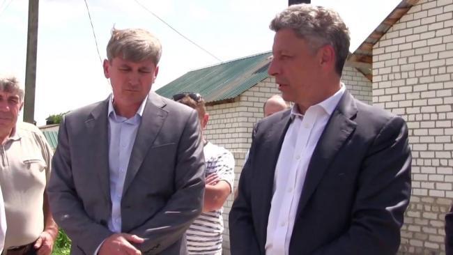 Как кандидат от «Оппоблока» «кинул» жителей Станично-Луганского района
