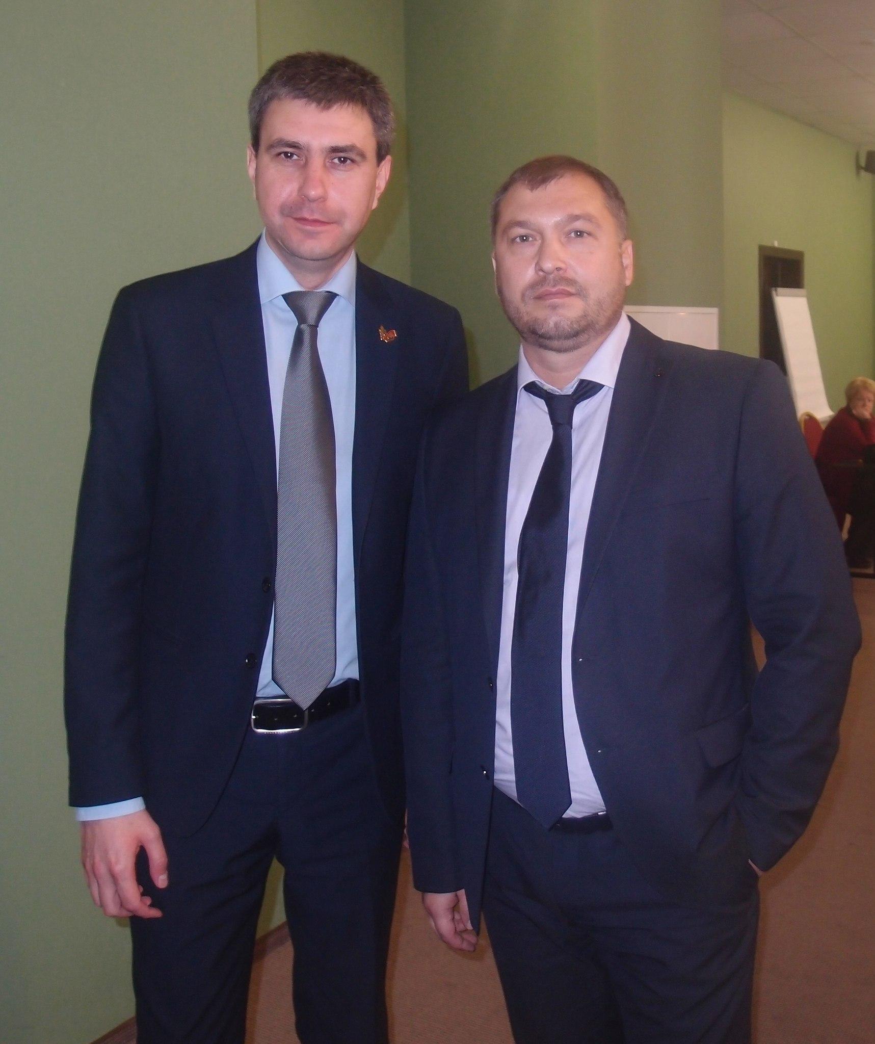 Гуменюк с Болотовым 18 окт 2015