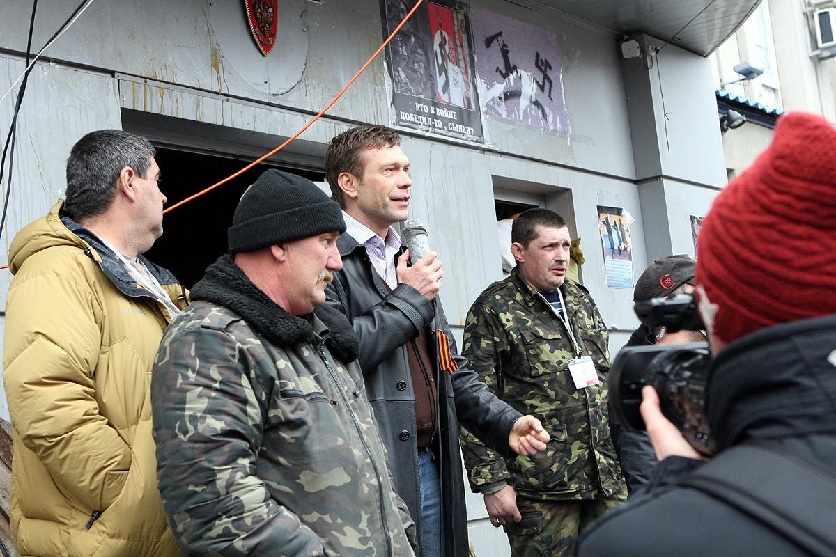Царев рассказал о последних часах жизни Болотова