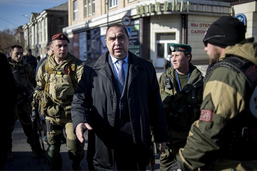 Плотницкий заявил об открытии против него уголовного дела в РФ (ВИДЕО)