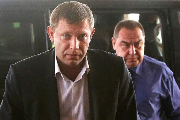 Захарченко и Плотницкий едут в Ялту, чтобы создать интеграционный комитет «Россия – Донбасс»