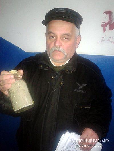 Юрий Енченко, глава луганского «Мемориала»