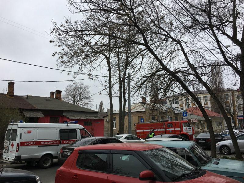 В Ростове прогремел взрыв — есть пострадавшие. ВИДЕО