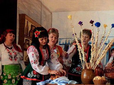 Оборотнивский сельский клуб занял ІІІ место по Украине. Фото – locnt.com.ua