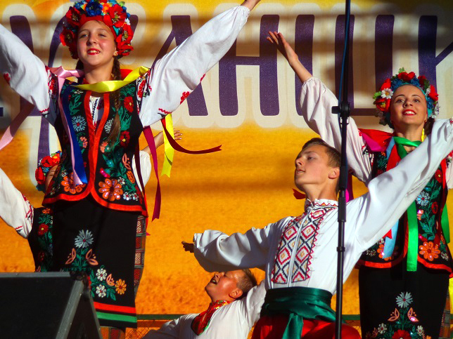 Фестиваль «Луганщина – це Україна», июнь 2016