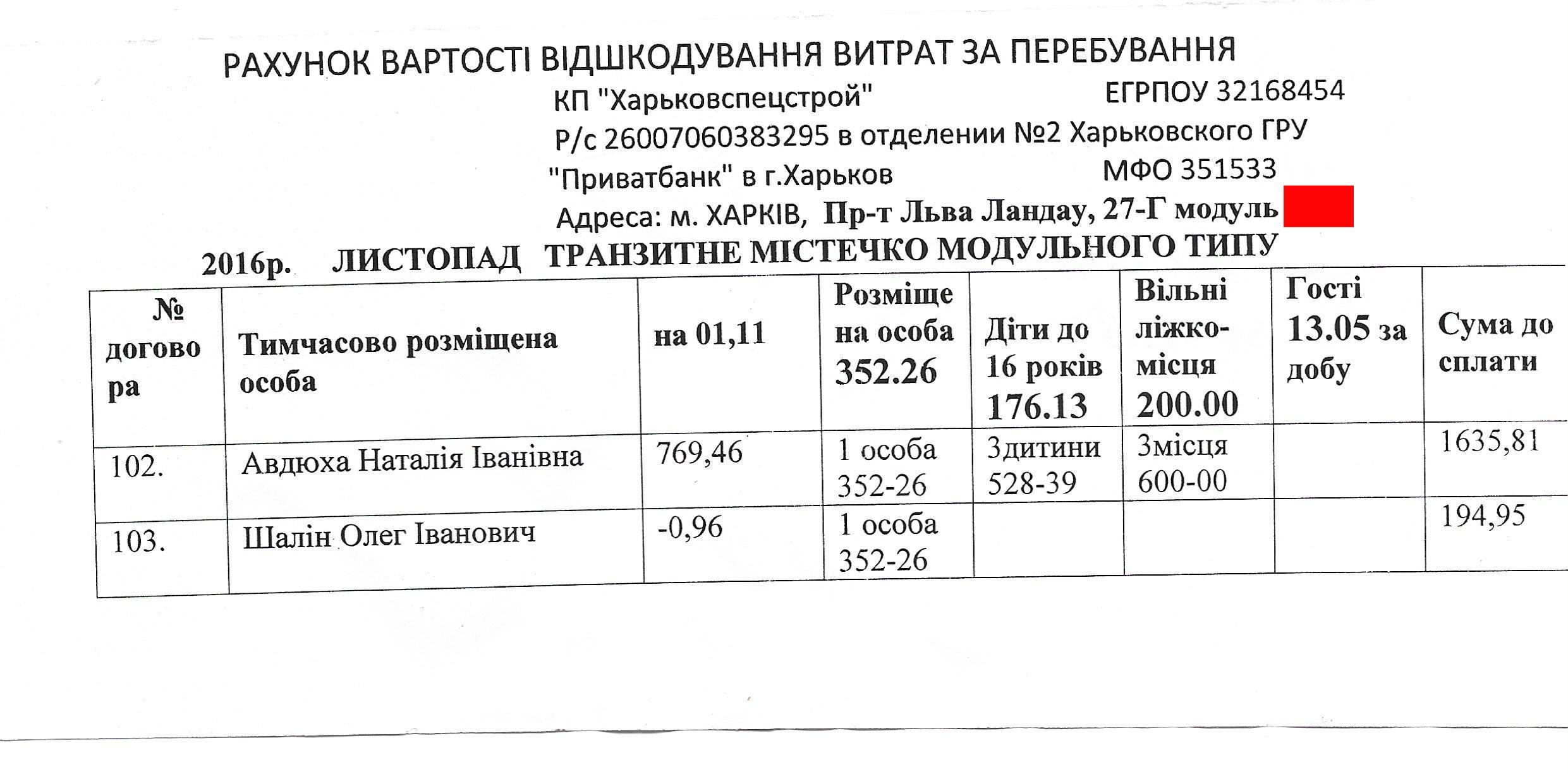 Возможен ли массовый «исход» переселенцев из модульного городка в Харькове?