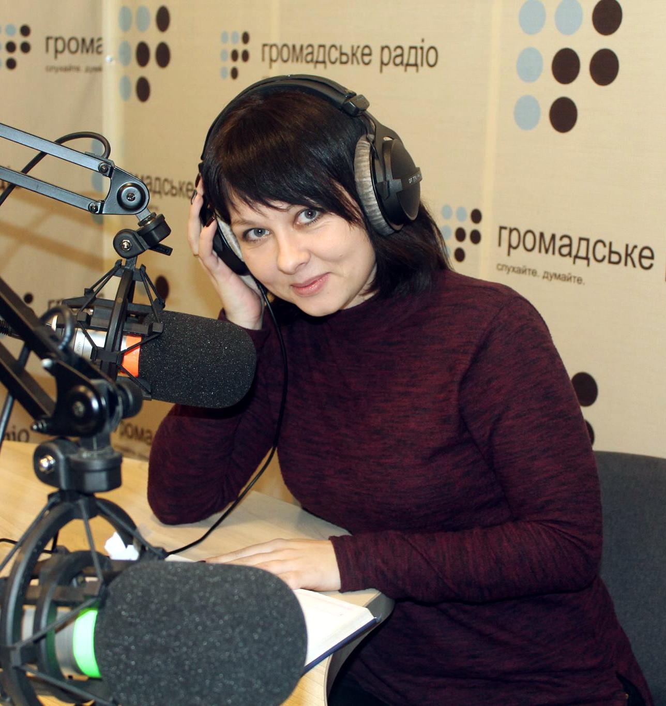 Наталья Есина. Фото Facebook