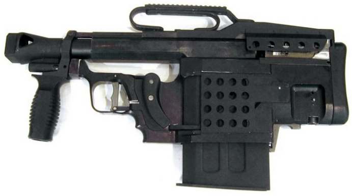 Ручной гранатомет РГШ-30