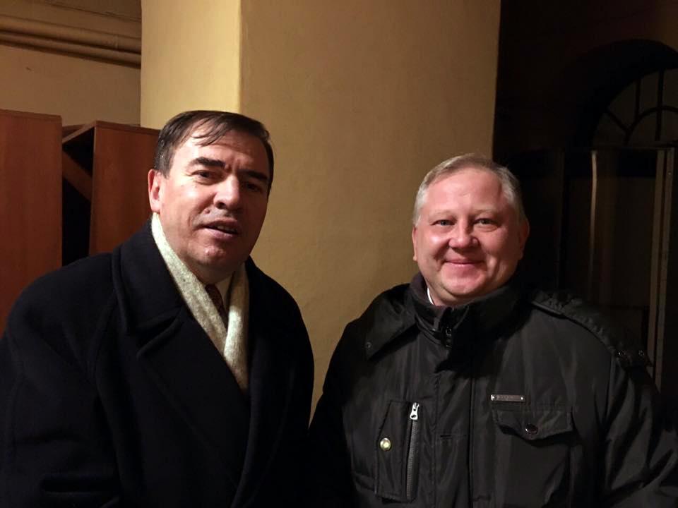 Филармония - Шаповалов и Козаренко
