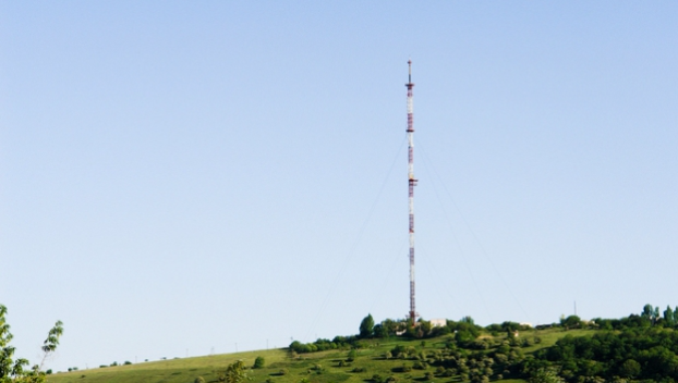 К Дню Независимости в Луганской области хотят открыть телевышку, сигнал от которой покроет оккупированную территорию