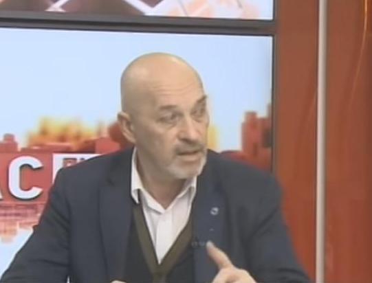 Георгий Тука: России не нужен антрацит из Донбасса