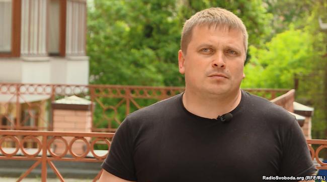 Константин Реуцкий, координатор «Восток SOS»