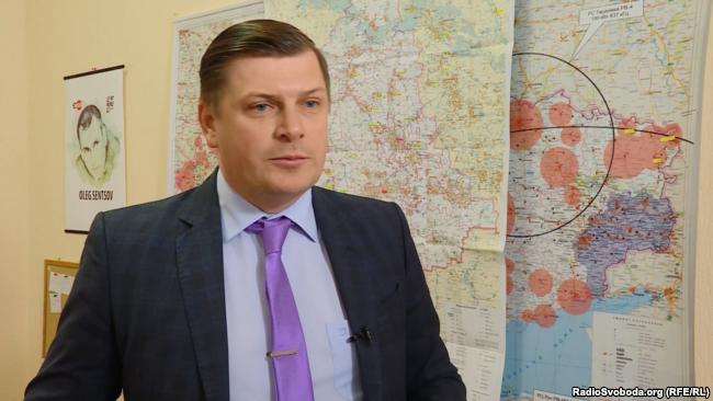 Сергей Костинский, член Национального совета Украины по вопросам телевидения и радиовещания