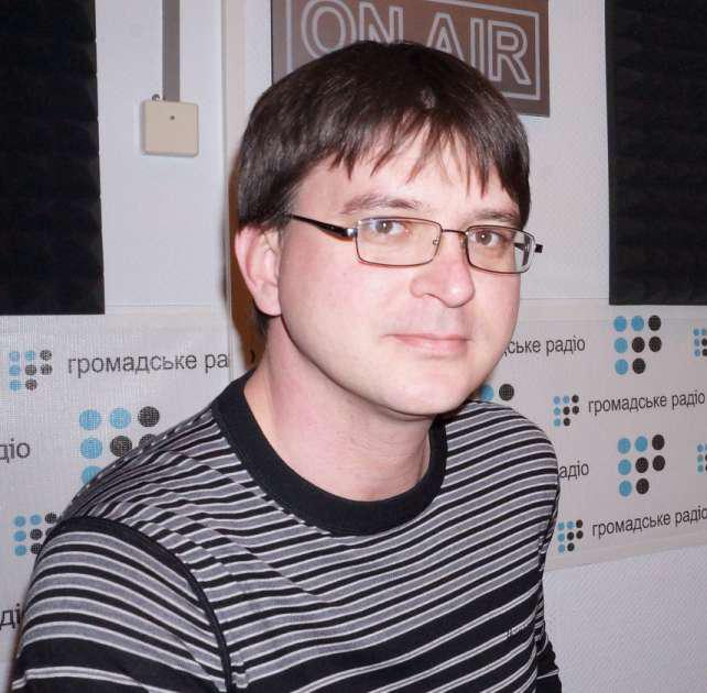 Дмитрий Аверин, эколог. Фото hromadskeradio.org