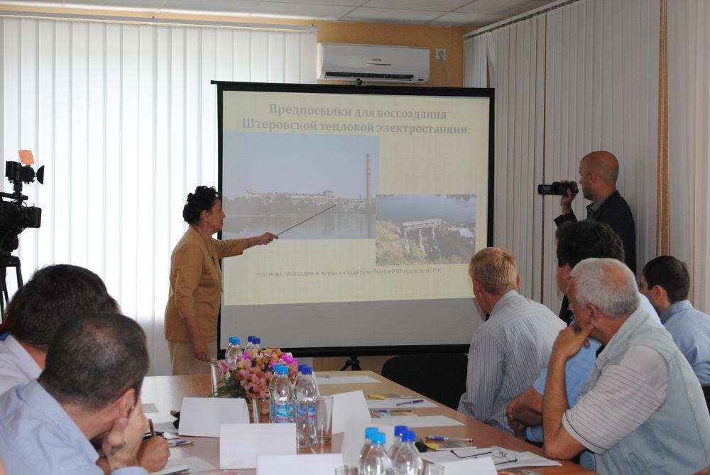 В «ЛНР» хотят реконструировать закрытую 34 года назад теплоэлектростанцию