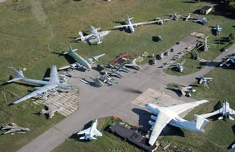 В «ЛНР» Авиационно-технический музей хотят распилить на металлолом
