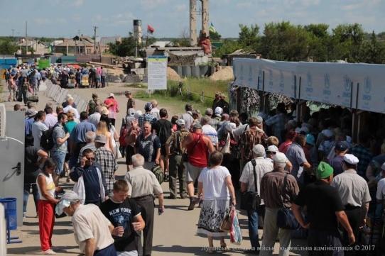 Гарбуз: люди устали от войны