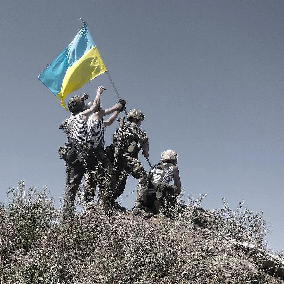 С АТО покончили, впереди война. Но всё – по Минску