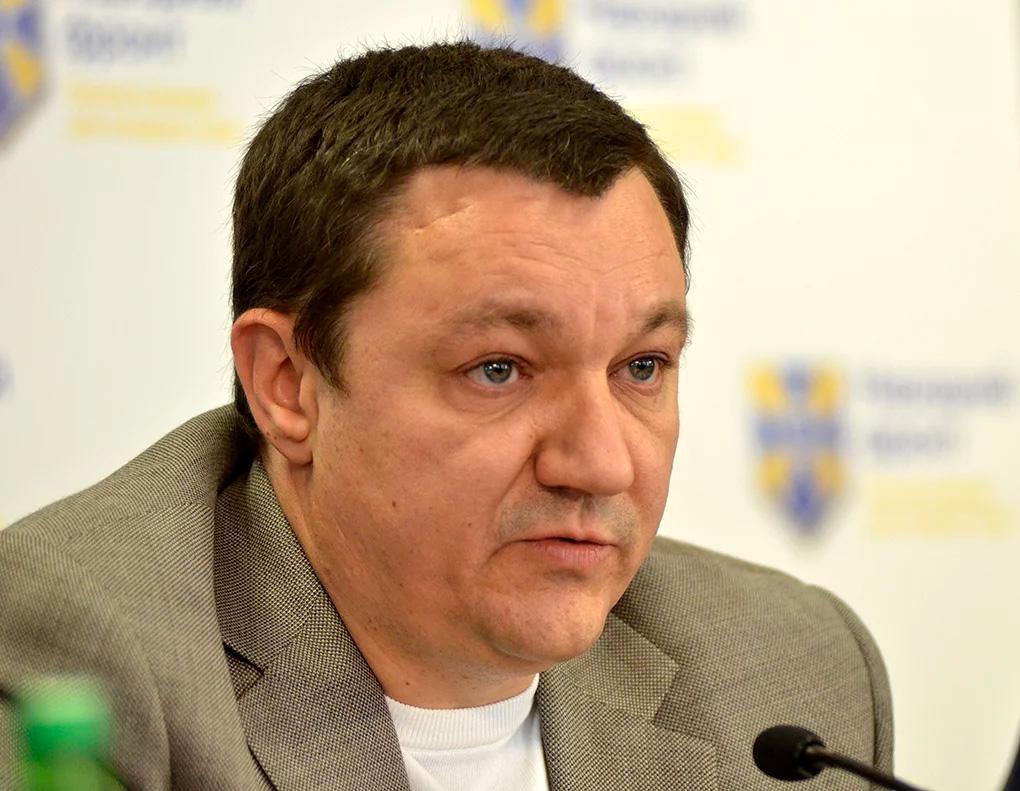 Дмитрий Тымчук. Фото с сайта narodna-pravda.ua