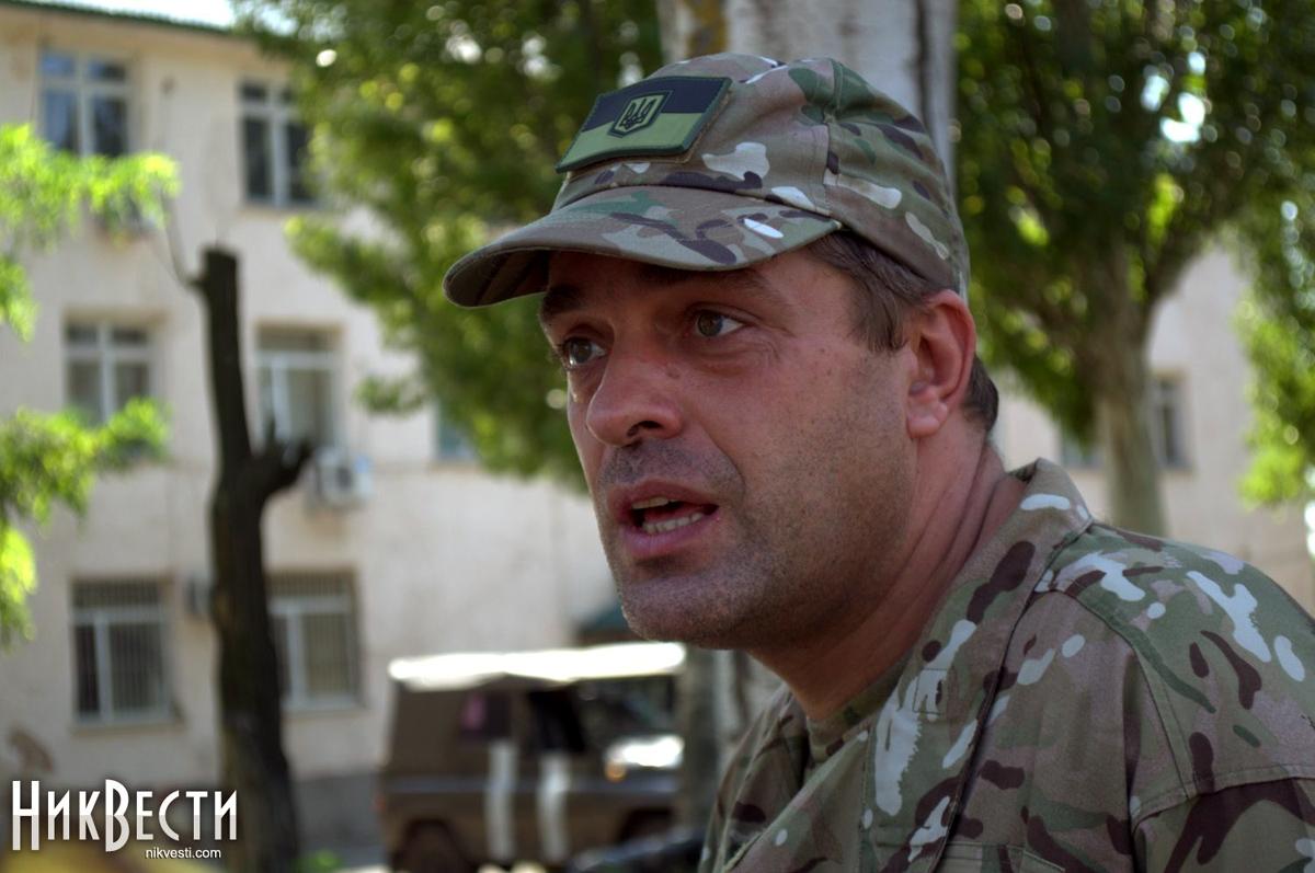 Юрий Бирюков, советник президента Украины и министра обороны Украины