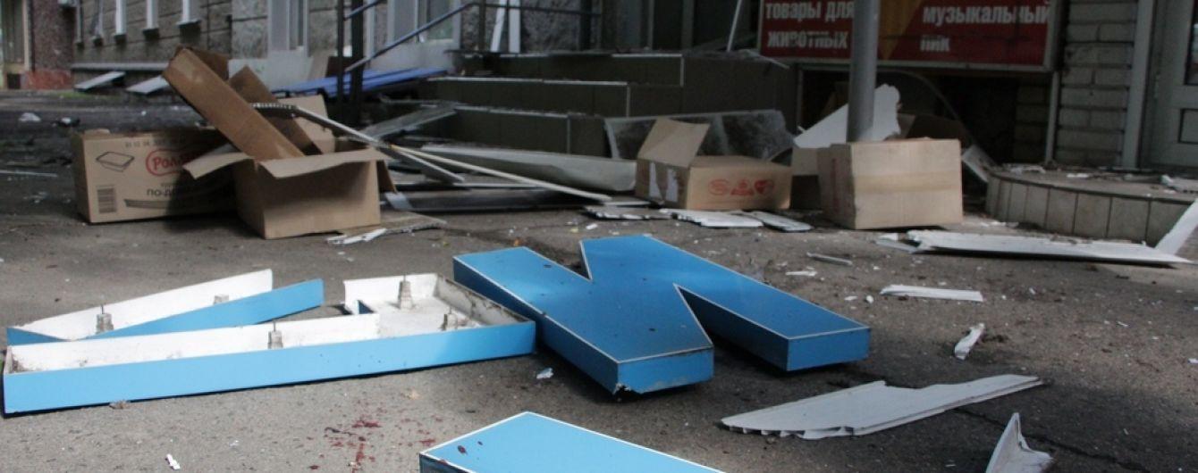 Взрывы в Луганске: происшествие глазами очевидца