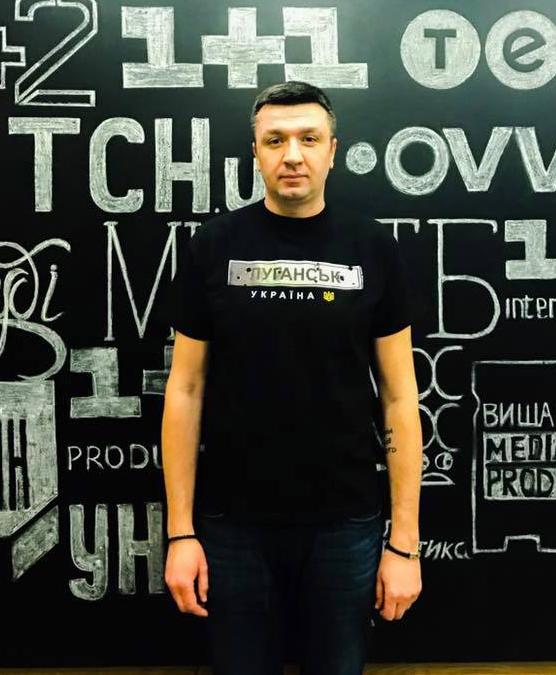Сергей Иванов, журналист и блогер. Фото из Facebook