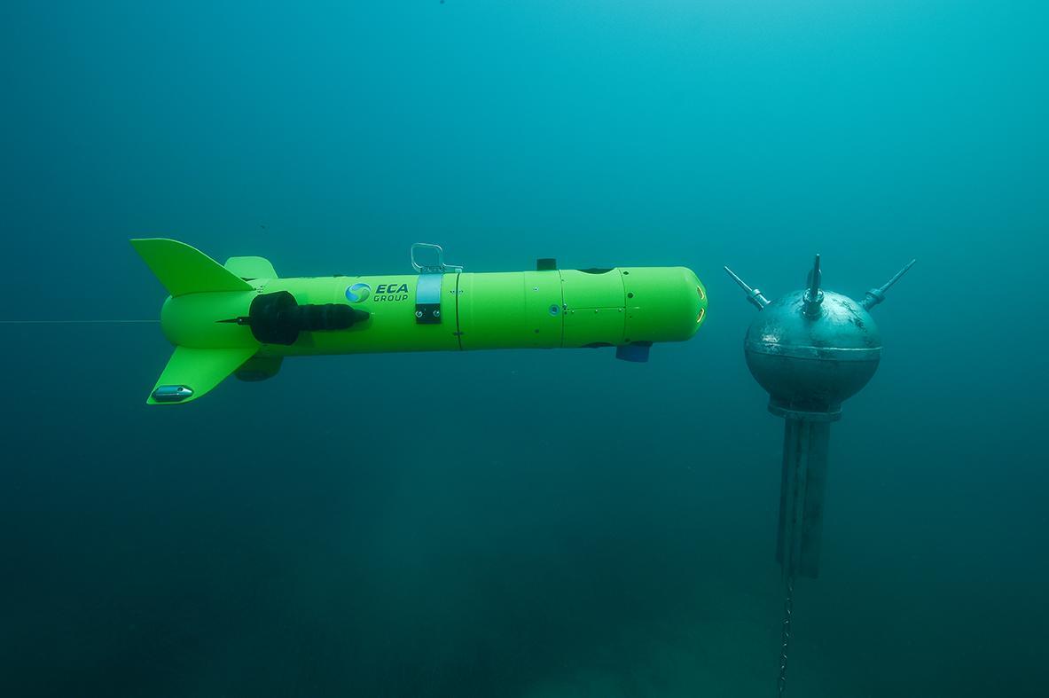 Підводний апарат Seascan Mk 2
