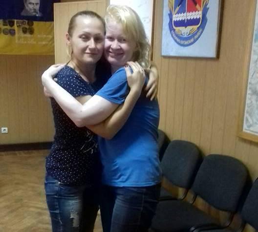 людмила и ее мама