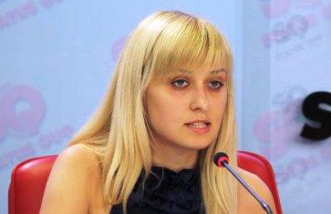 Светлана Щербань