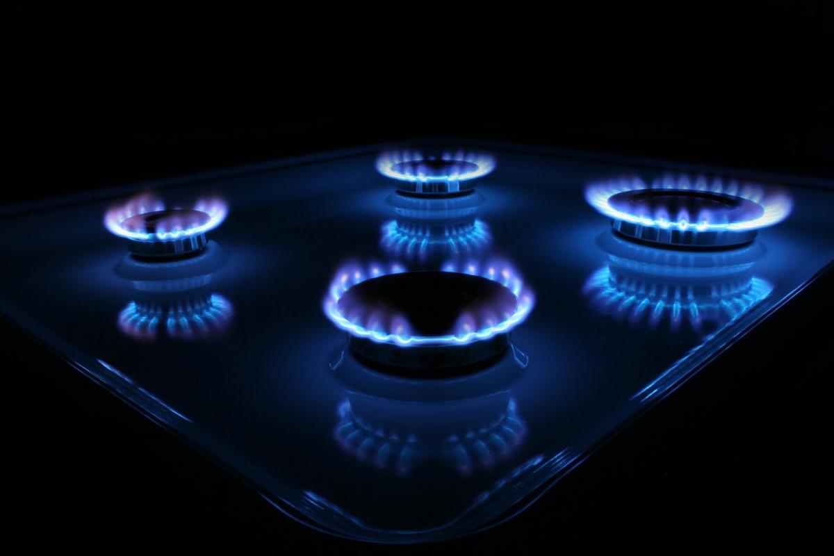 П'ята газова колона