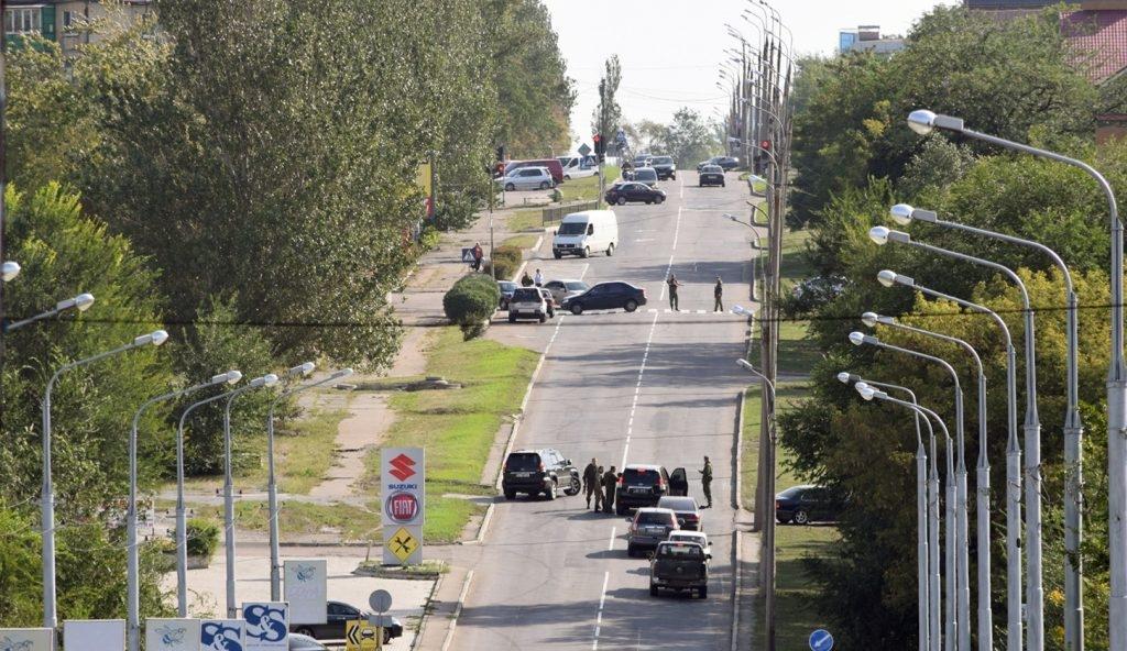 В Донецке произошло покушение на «министра» (Обновлено)