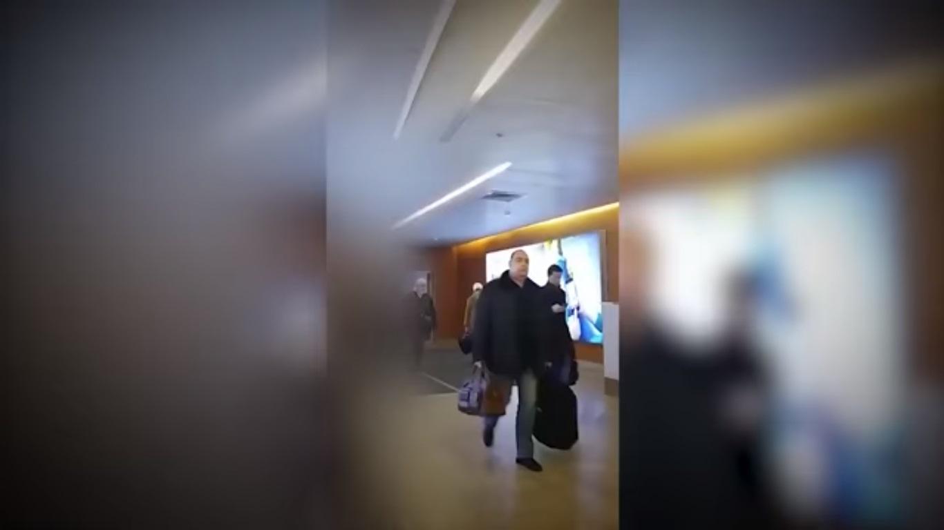 Плотницкий прилетел в Москву. ВИДЕО