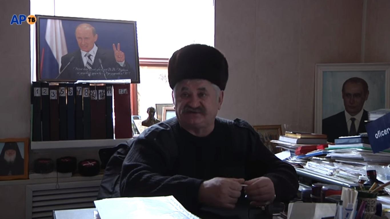 Козицын попросил Пасечника освободить атамана Косогора