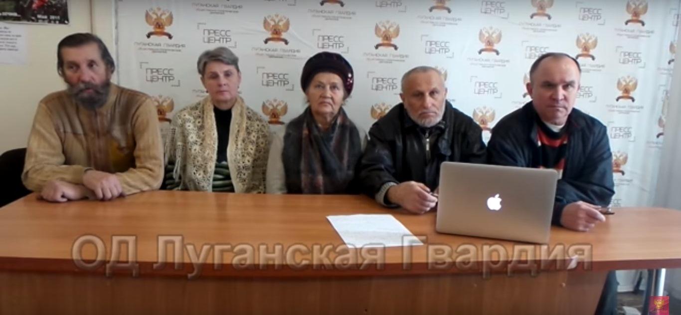 «Луганская гвардия» заявила о выходе из оппозиции
