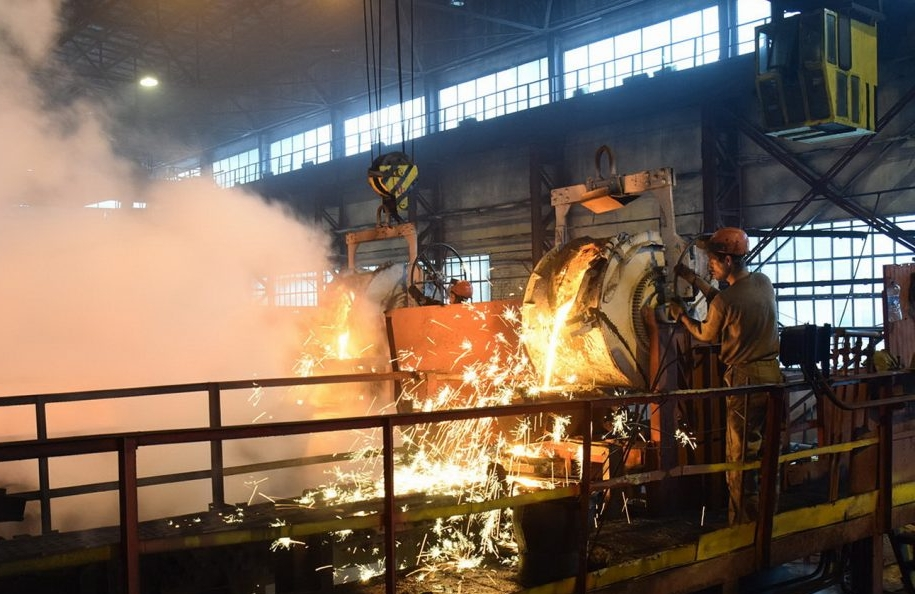 В «ДНР» заявили о запуске Макеевского литейного завода