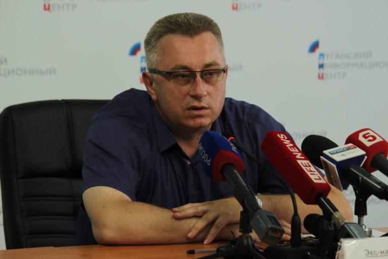 В «ЛНР» первым зампредом «совмина» назначили бывшего главного таможенника Луганской области