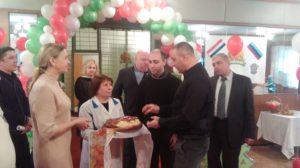 В Алчевске запустили мини-пекарню