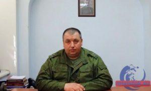 Начальником «представительства ЛНР в СЦКК» оказался фанат Сталина