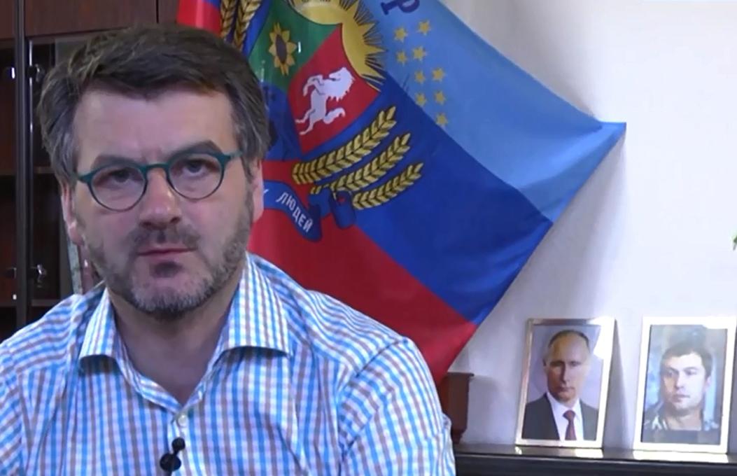 Бывший председатель «совета министров ЛНР» Баширов будет изучать проблемы санкционных режимов