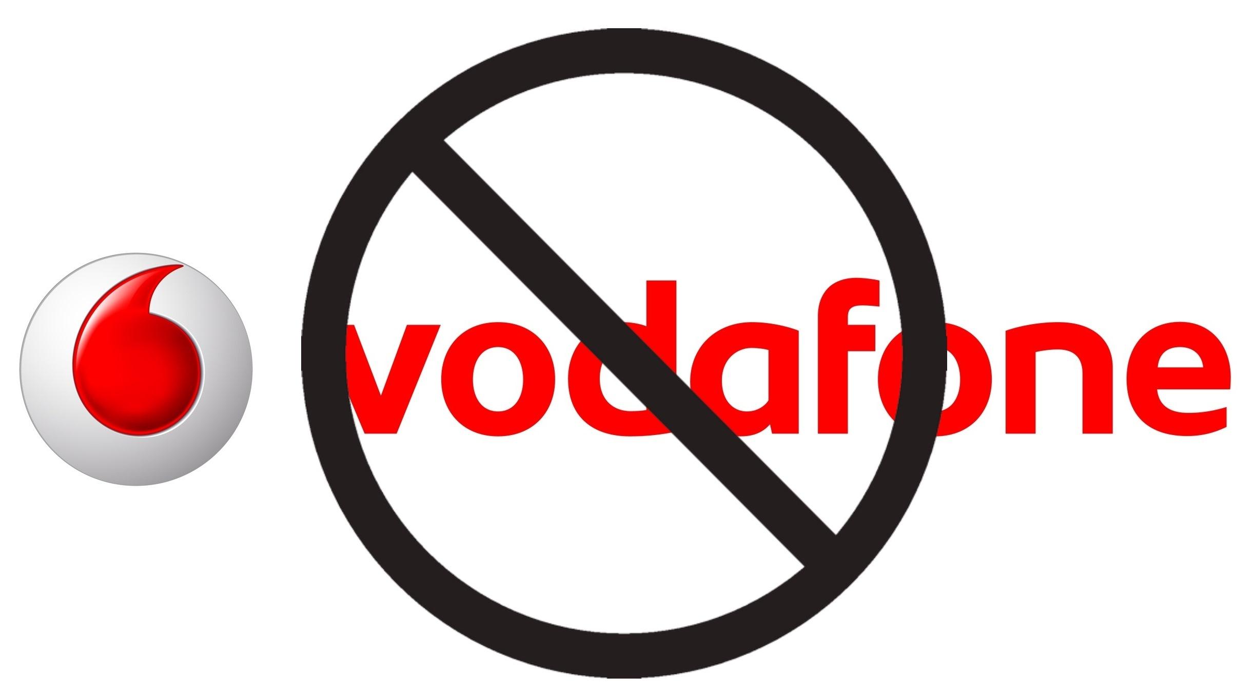 В двух городах неподконтрольной Луганщины отключили связь Vodafone. Названа причина